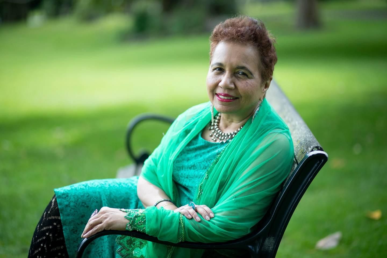AUT University Professor of Diversity Edwina Pio Photo / Dean Purcell