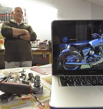 Tauranga man's classic bike stolen from Greerton festival