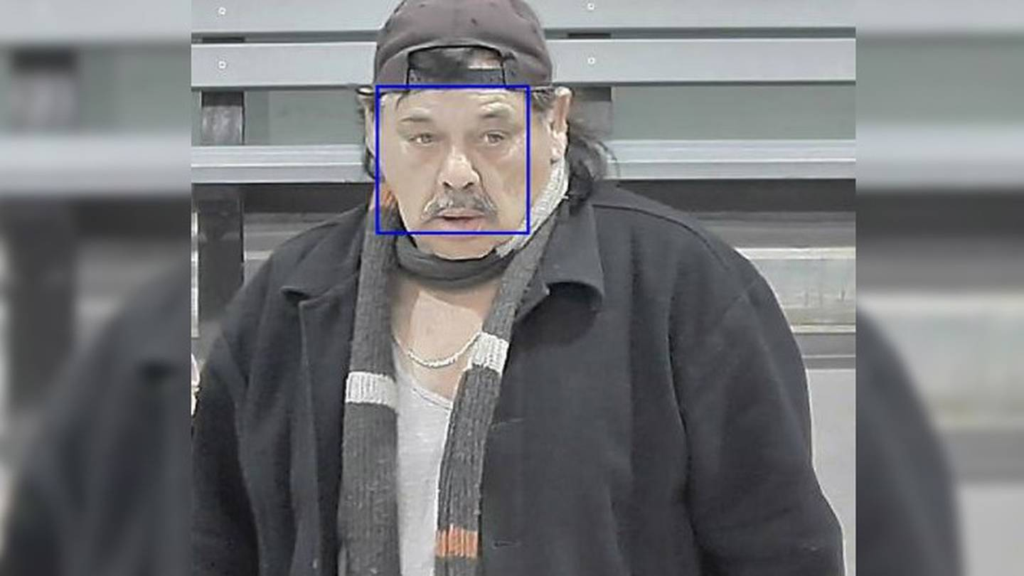 A CCTV image police released during the appeal for information. Photo / NZ Police