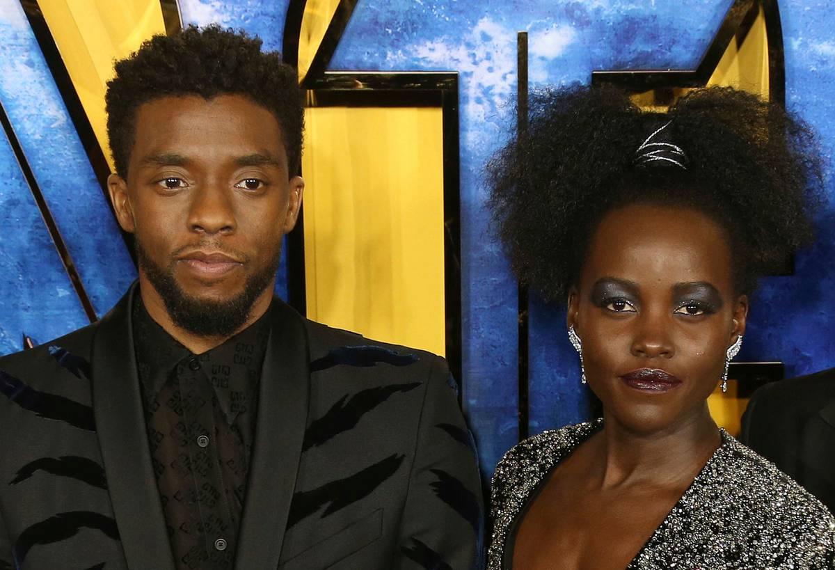 Lupita Nyong O Shares Emotional Tribute To Chadwick Boseman Nz Herald
