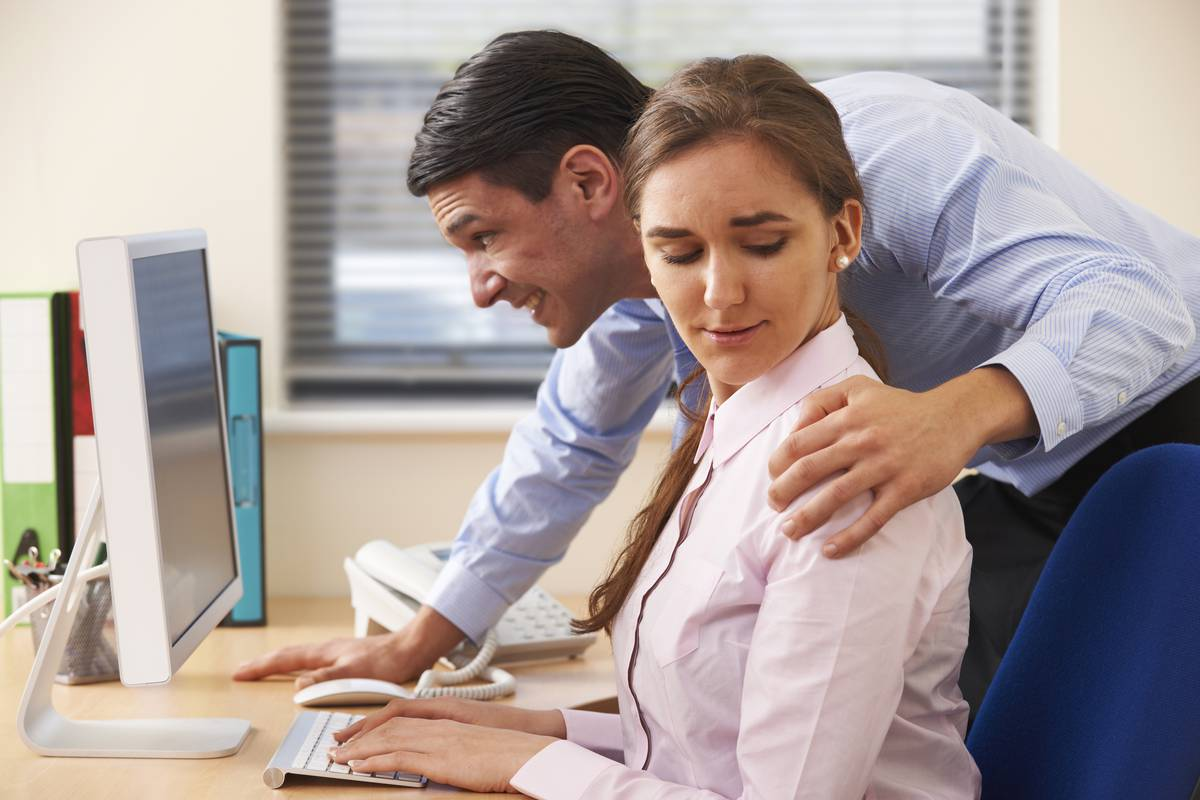 Employment Sexual Harassment Claim