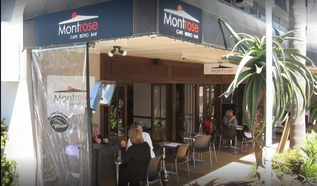 On January 9 three members from the travellers entered the Montrose Cafe and allegedly shoved plates into an employee before running out without paying.
