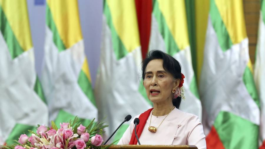 Persecution of Muslims in Myanmar is countrywide says rights group