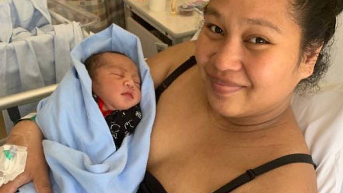 Covid 19 coronavirus: Baby boy for Tuvalu worker stranded in New Zealand by Covid 19 border closures
