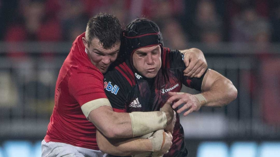 Coles, Barrett brothers named in All Blacks squad for Lions series