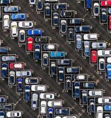 Counting cars: Car park brainteaser stumps the internet - NZ Herald