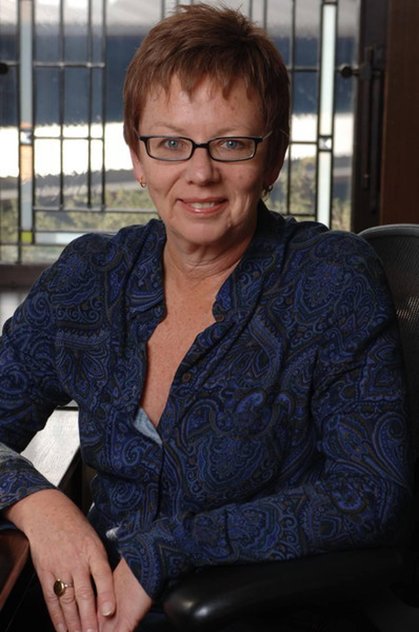 Film producer Philippa Campbell. Photo / RNZ