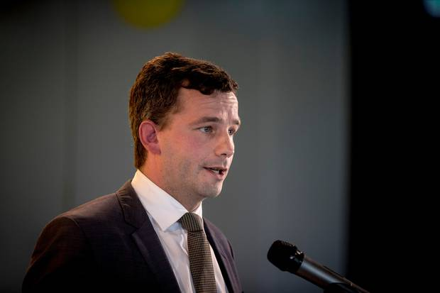 Act Party leader David Seymour says the bill is the right thing to do both morally and practically. Photo / Michael Craig