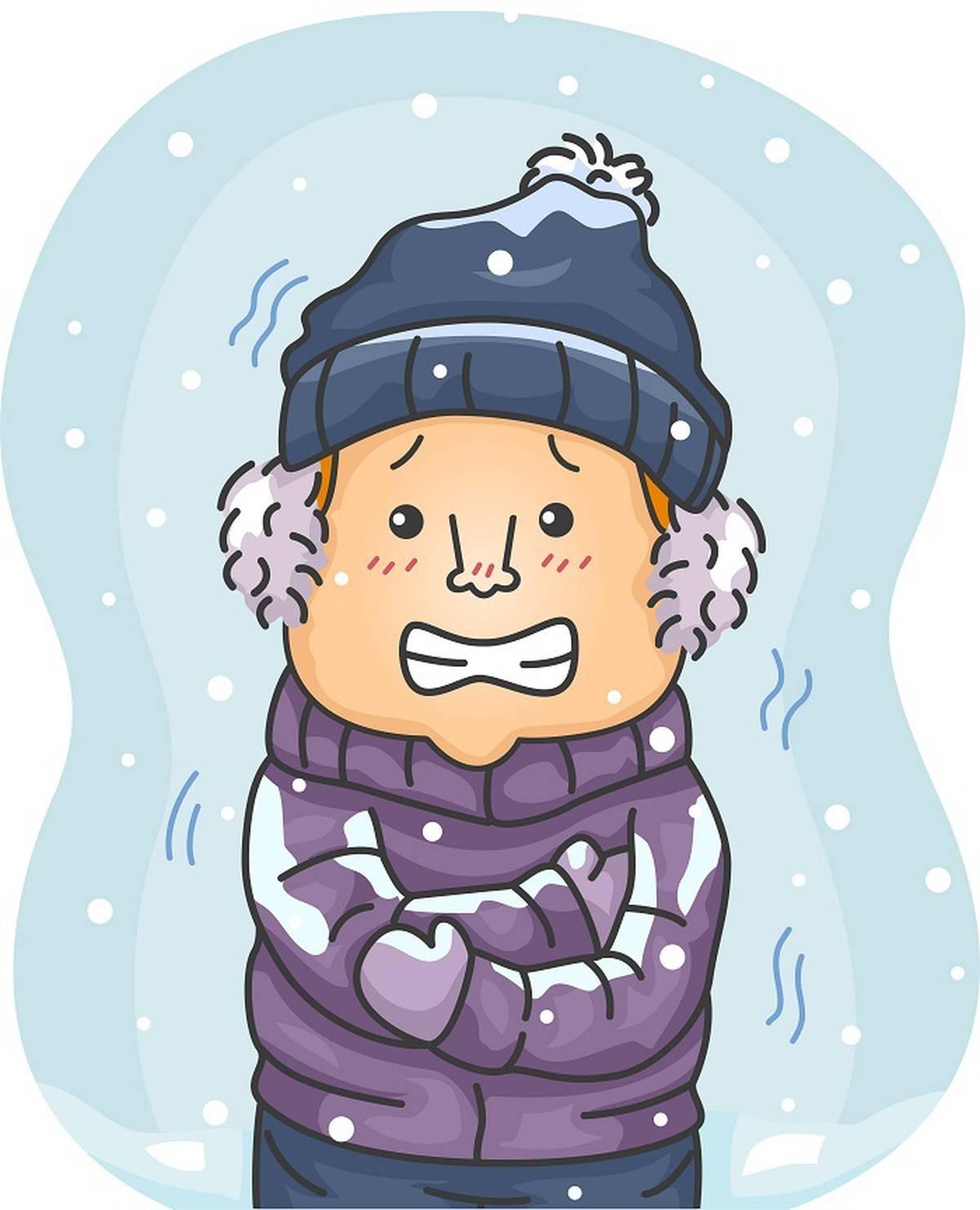 Смешные картинки на тему холодовая, мая открытка фото