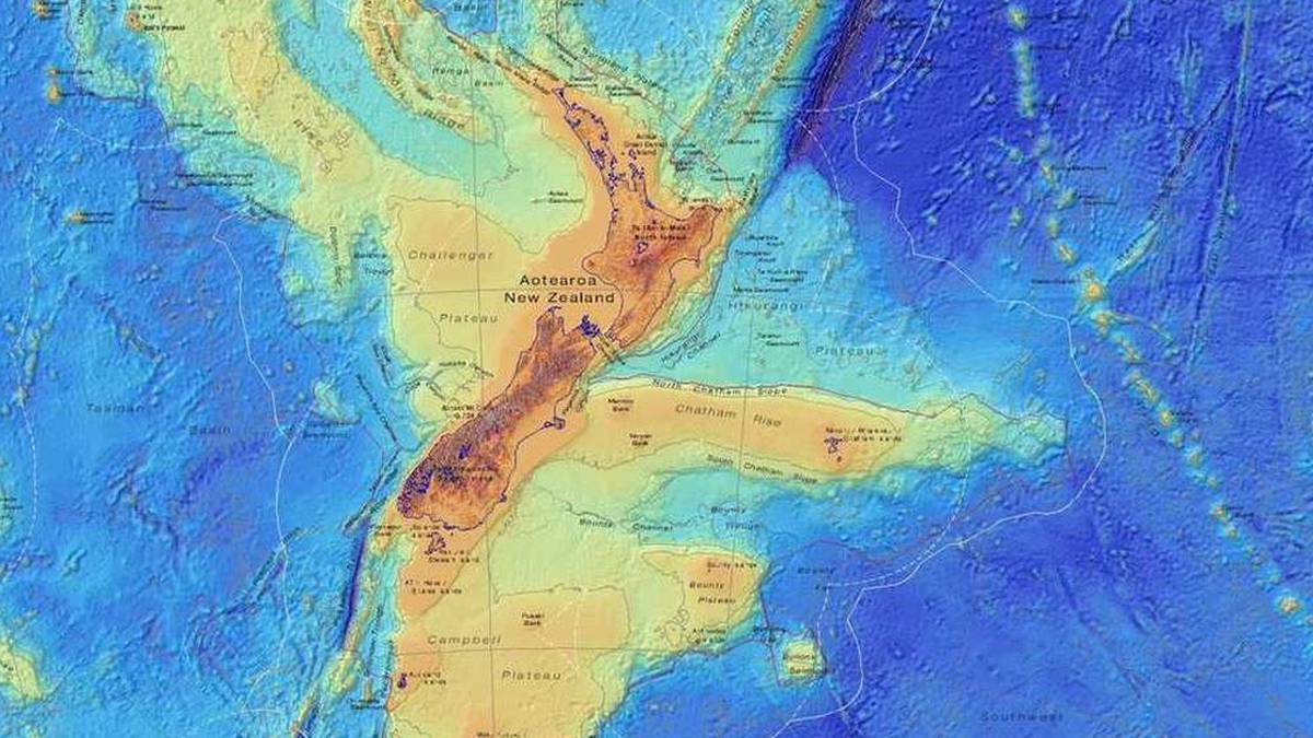 The misplaced continent we sit upon is way older than first thought – NZ Herald