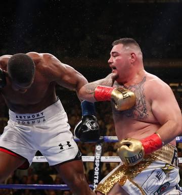b3c9897ca Boxing: Andy Ruiz Jr targets transformation into 'Mexican Joshua ...