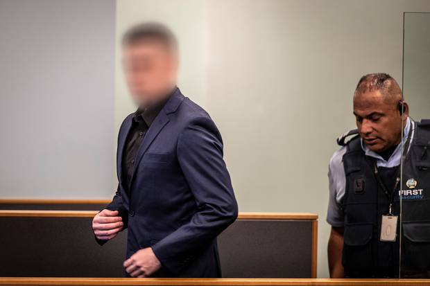 The 28-year-old man who murdered Grace Millane has interim name suppression. Photo / Michael Craig