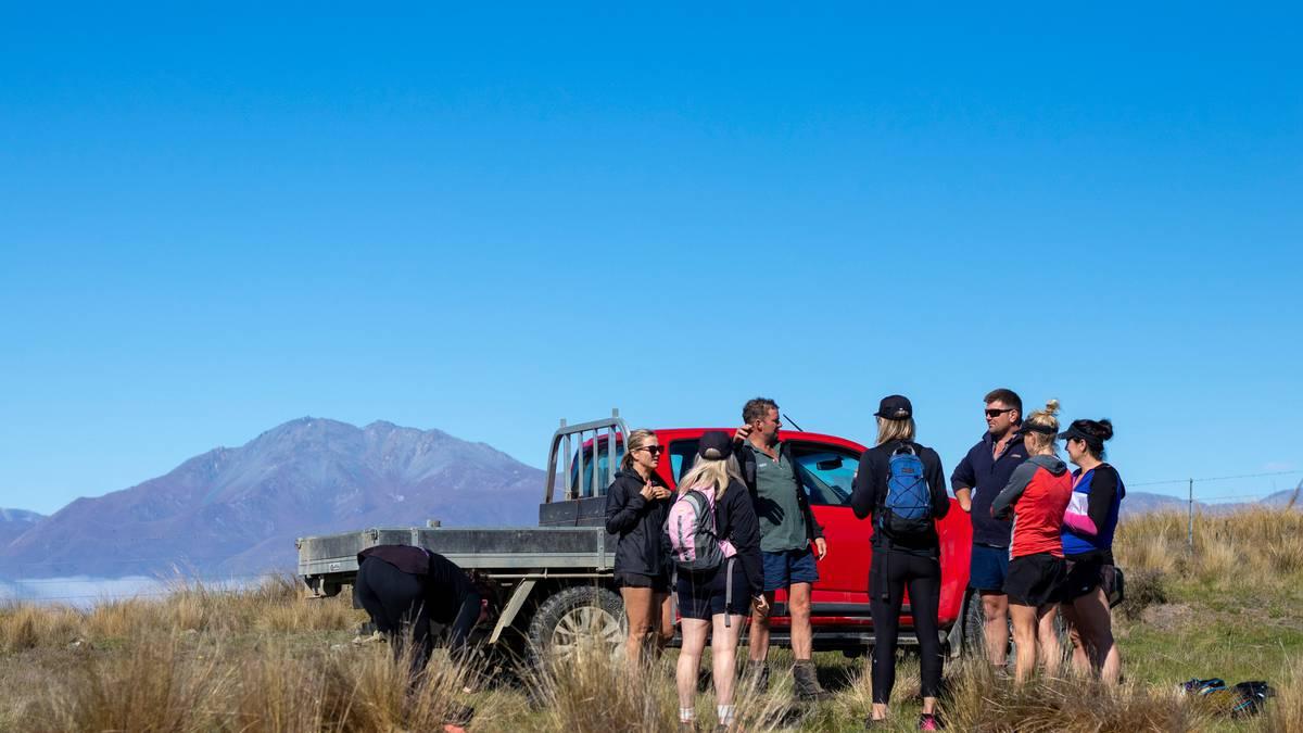GO NZ: Waitaki Valley girls' weekend - hiking high country wine region - NZ Herald