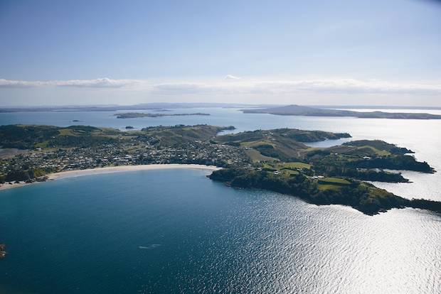 Waiheke Island, a haven for preppers? Photo / file