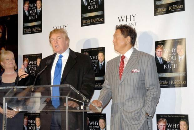 Rich Dad Poor Dad Author Robert Kiyosaki Warns Biggest Crash Is