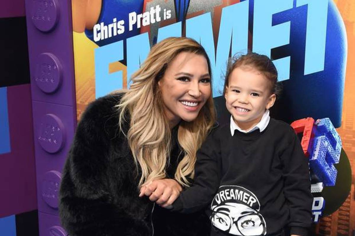 Naya Rivera: Glee creators set up college fund for star's son