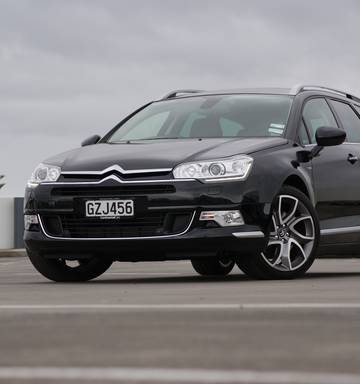 Citroen C5: Just relax and go with the flow - NZ Herald