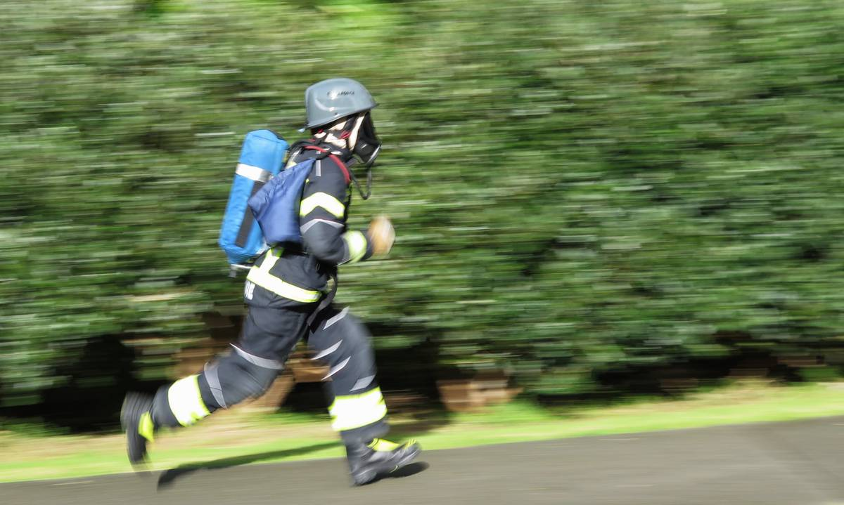 Kerikeri firefighter aims for world record