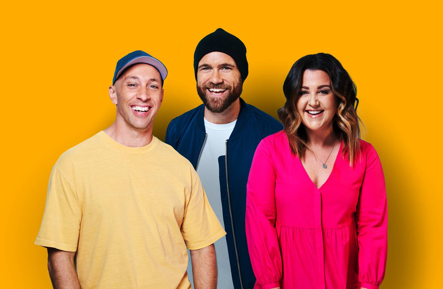 Fletch, Vaughan and Megan have again delivered on the entertainment side. Photo / NZME