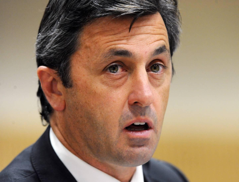 QC Mike Heron. NZPA / Ross Setford