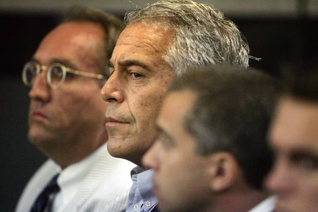 Jeffrey Epstein was on sex trafficking charges that could have led to a prison sentence of as much as 45 years. Photo / AP