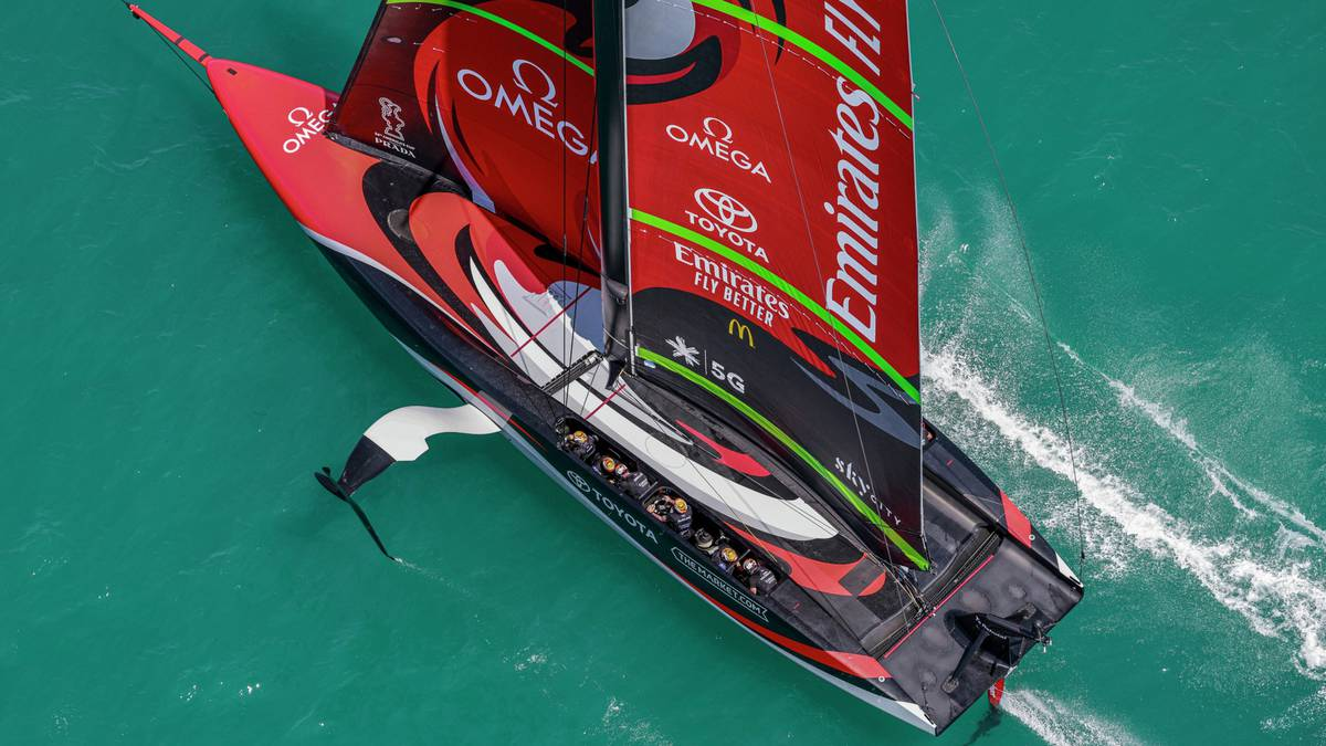 America's Cup 2021: Team New Zealand boat described as 'scary' by eliminated challengers Ineos Team UK - NZ Herald