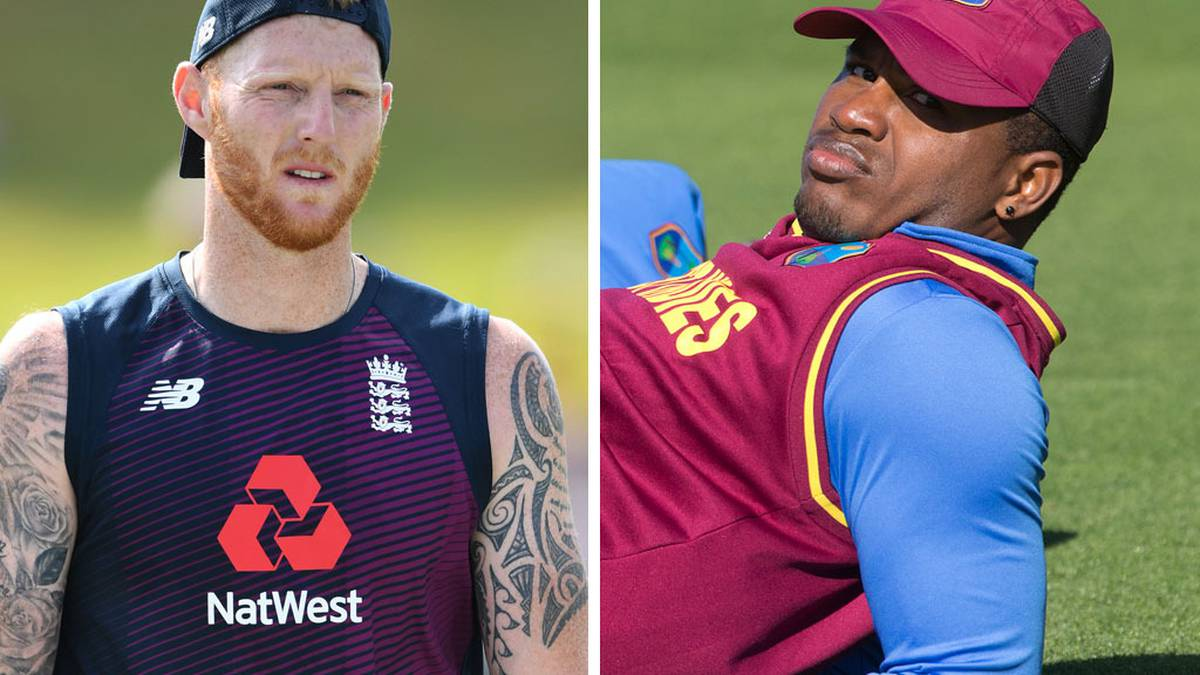 Cricket: Marlon Samuels' disgusting social media post about Ben Stokes' wife - NZ Herald