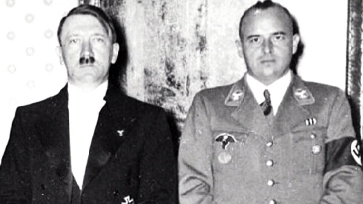 'He met Hitler and he really fell in love': What it's like to be the son of a Nazi 'butcher' - NZ Herald