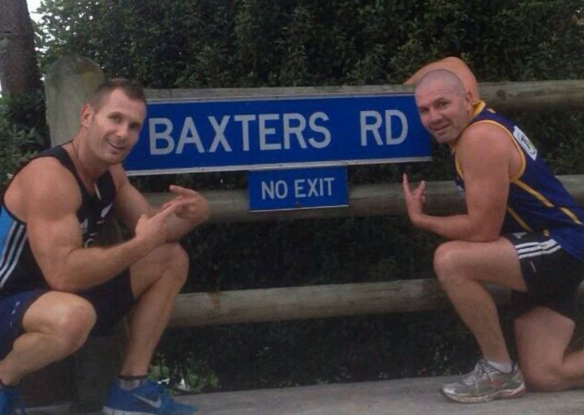 Rugby league: Ex-Warrior at centre of car fire 'horror' Rowan Baxter was brother of NZ sevens star Charles Baxter