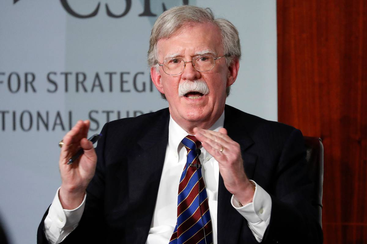 John Bolton labelled a 'traitor' amid backlash to his book about Donald Trump