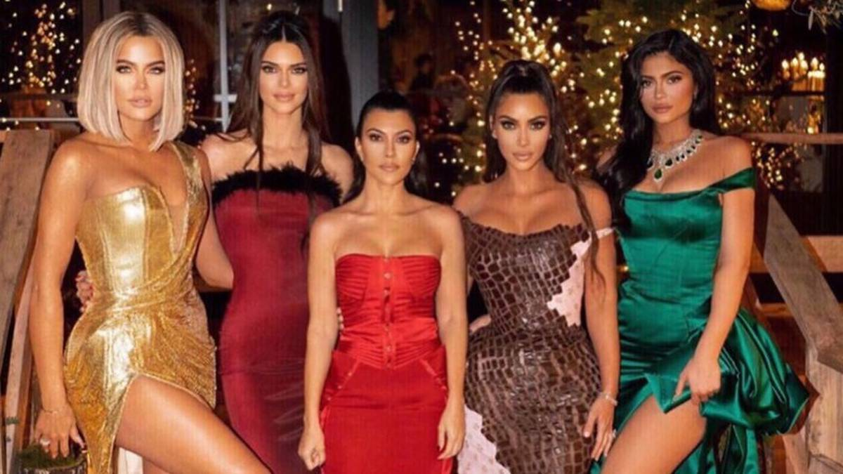 Image Coronavirus Covid-19: The Kardashians cancel annual Christmas party in the wake of pandemic party backlash