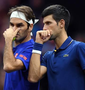 Tennis Roger Federer And Rafael Nadal Speak Out Over Novak Djokovic S Association Plan Nz Herald