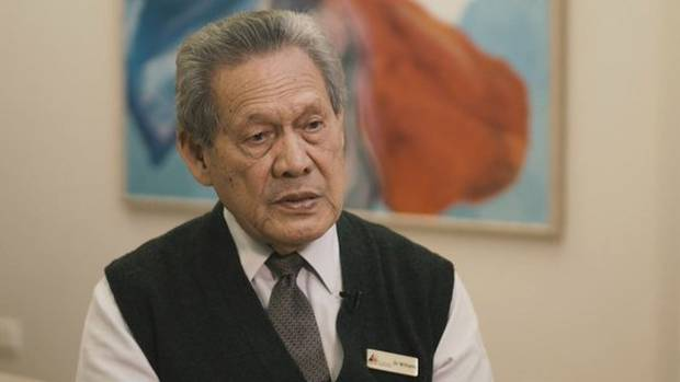 Former Cook Islands PM and Auckland GP Dr Joe Williams has died, aged 82. Photo / RNZ