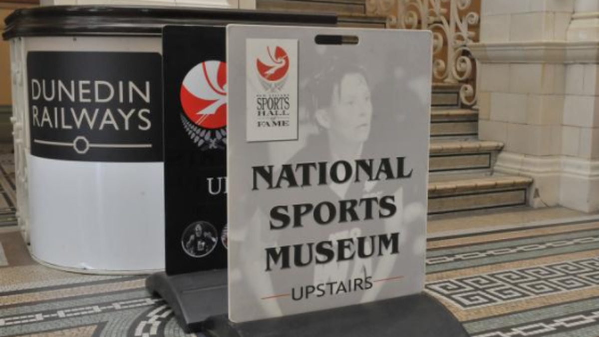 NZ Sports Hall of Fame's future in Dunedin up in the air - NZ Herald