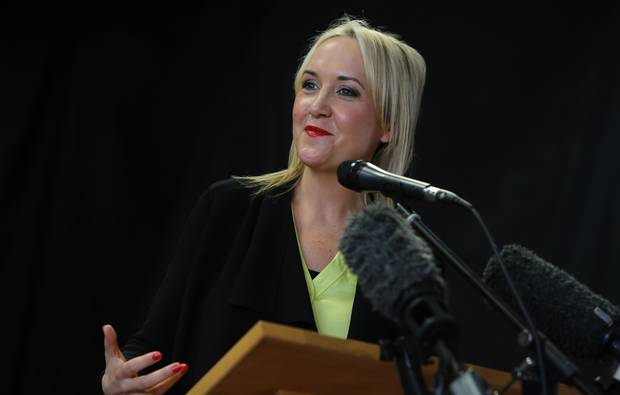 Auckland Central MP Nikki Kaye. Photo / File
