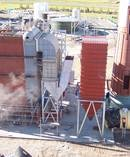 A coal-powered boiler at Fonterra's Clandeboye site, near Timaru. Picture/Supplied.