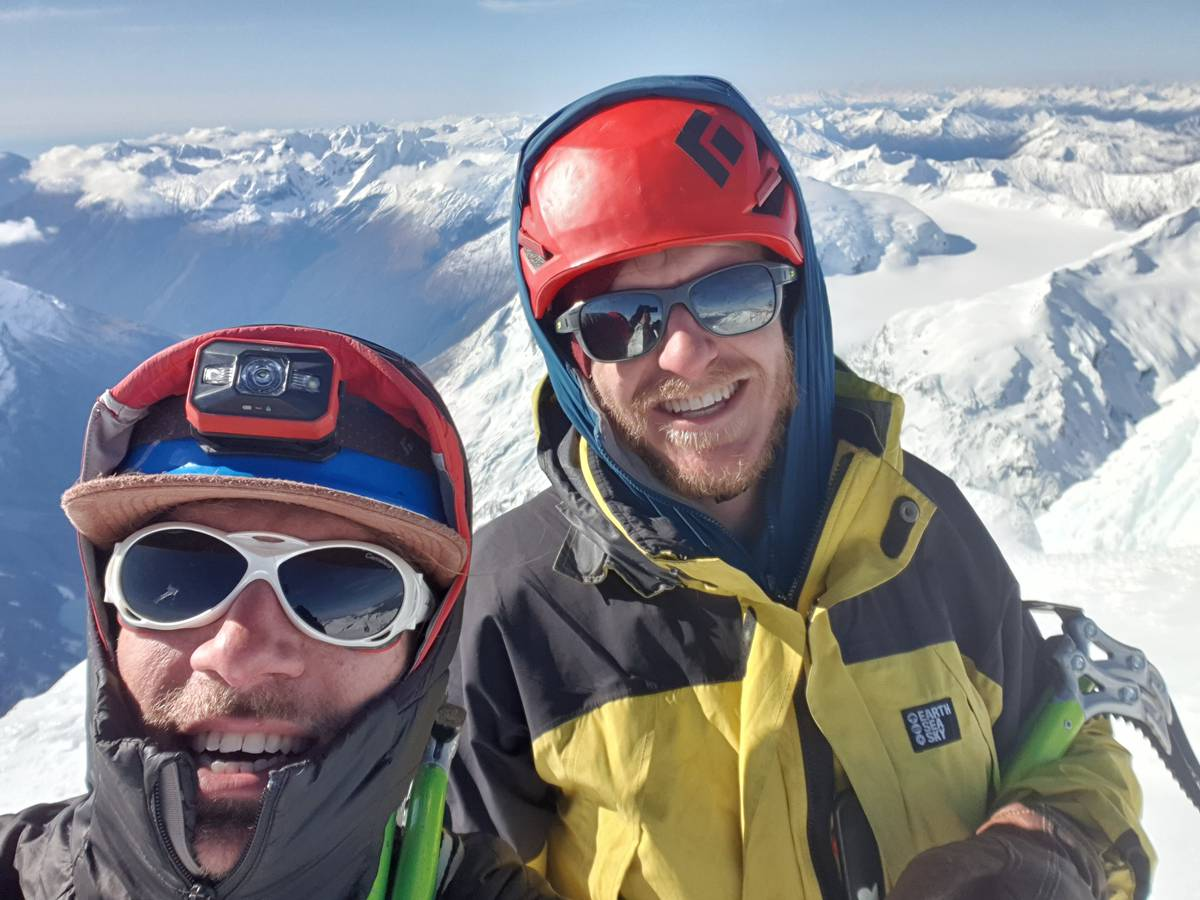 Skier recalls miraculous survival after a 400m fall down Mt Aspiring