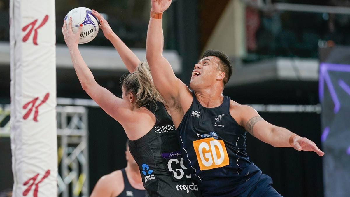 Netball: Silver Ferns stun New Zealand Men to win title