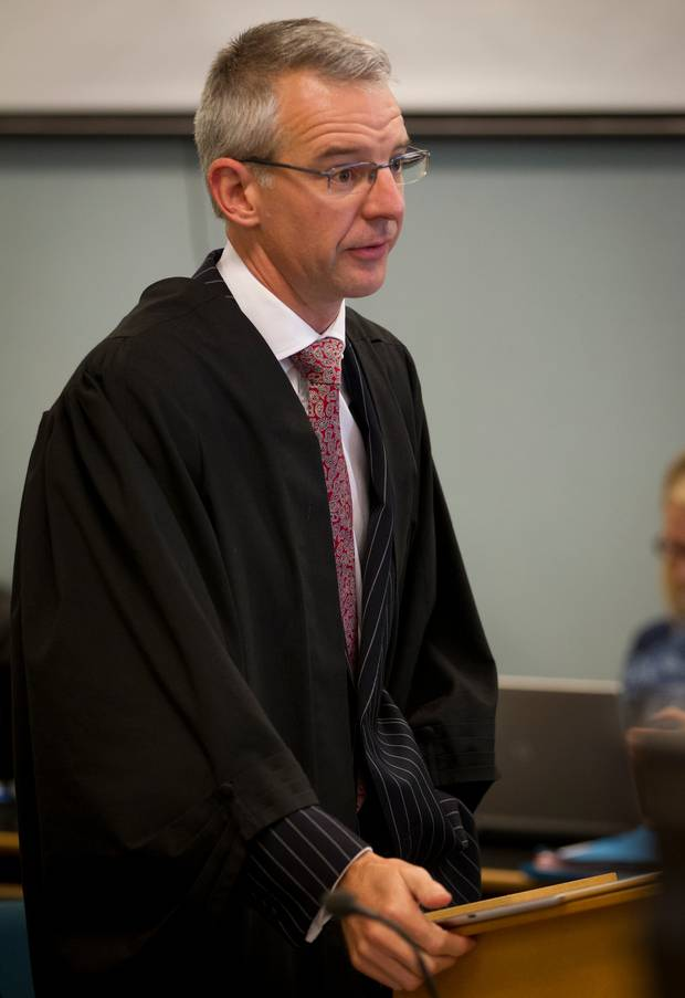 Justice Mathew Downs, pictured in 2014, ruled on the first case of its kind to reach the High Court. Photo / NZ Herald