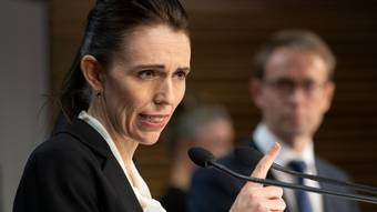 Prime Minister Jacinda Ardern will reveal Cabinet's decision about alert levels at 5.30pm today. Photo / Mark Mitchell