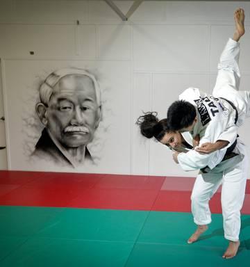 Talented Ana Moceyawa has big goals in judo and wrestling - NZ Herald
