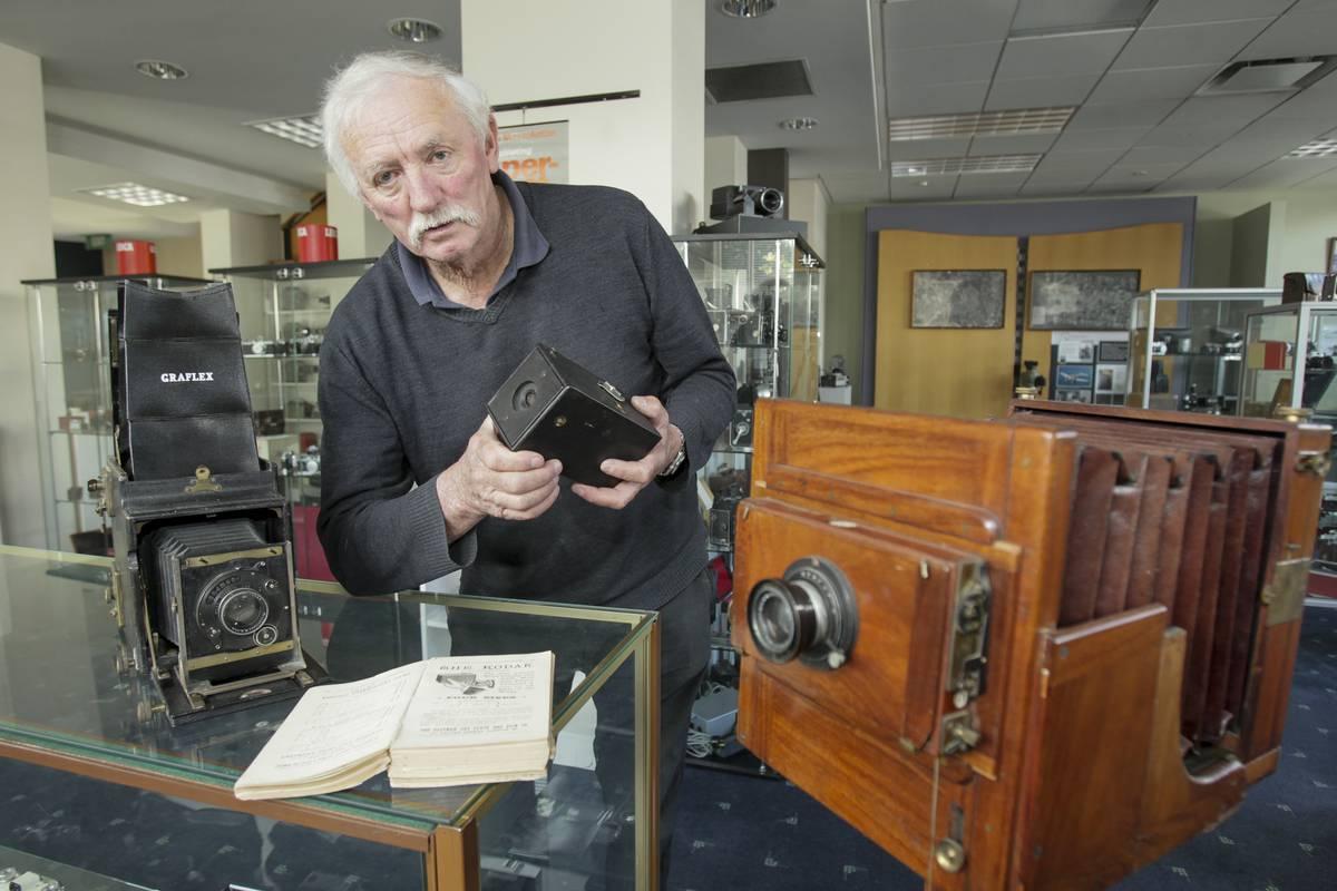 Waipukurau museum puts photography's past in full focus