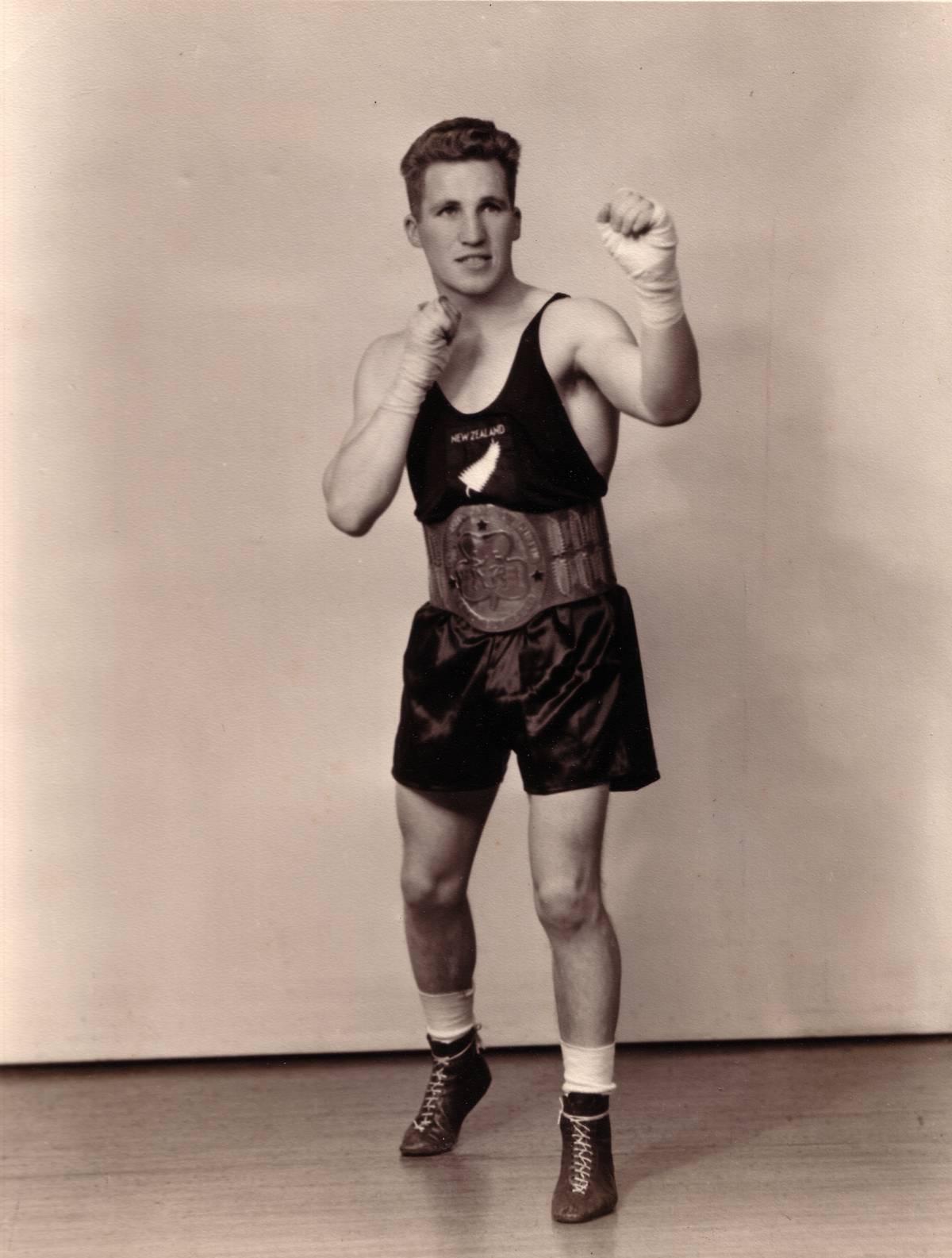 Olympics boxer Paddy Donovan dies in Napier