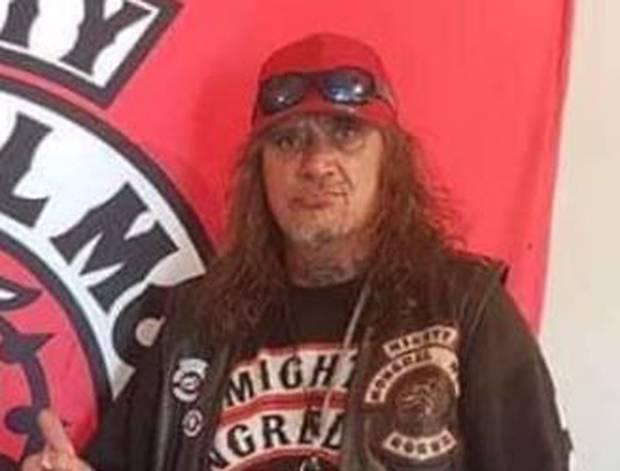 Deiderick John Grant, known as 'DJ', was farewelled at the Waikato Mongrel Mob headquarters in Hamilton last week.