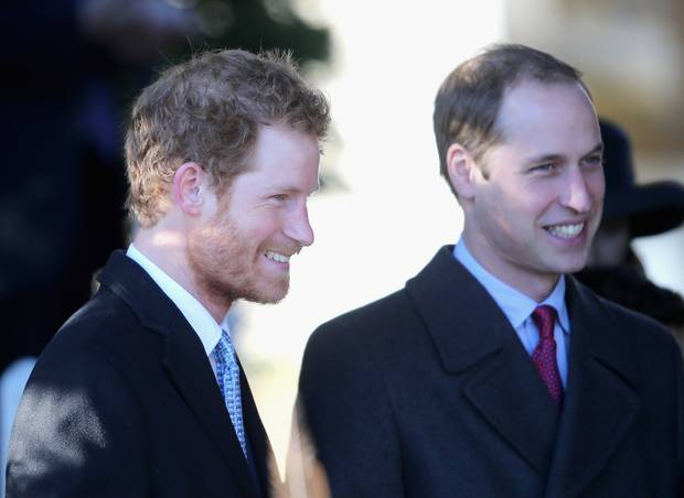 Harry and William were very close, and seemed to be thick as thieves. Photo / Getty Images