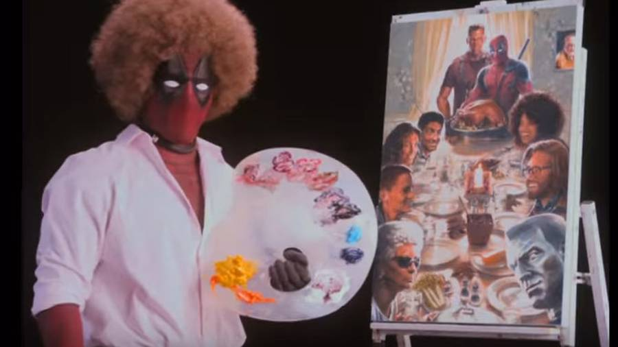 Deadpool 2 teaser shows first bits of footage