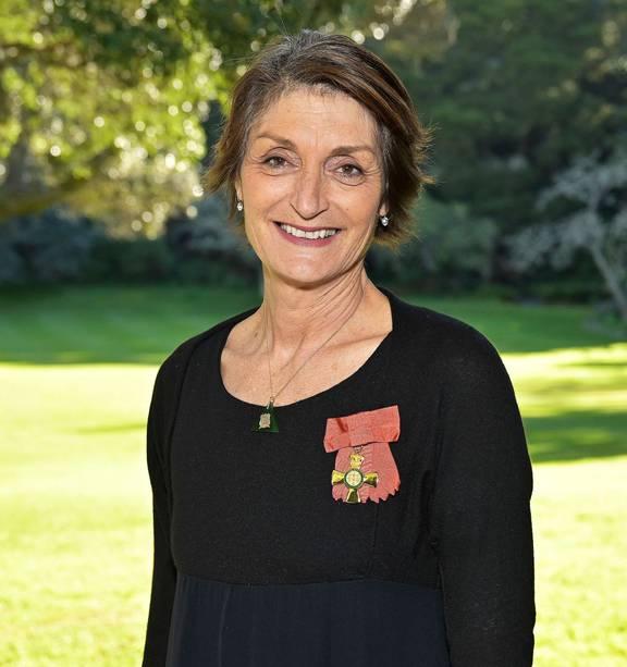 Hamilton City Councillor Margaret Forsyth Celebrates Her New Years Honours Award Nz Herald