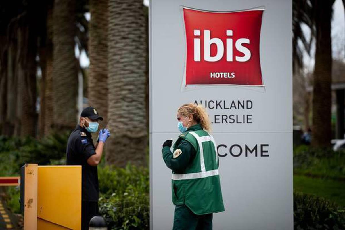 Auckland Novotel Ellerslie in lockdown, guests told of positive Covid-19 test