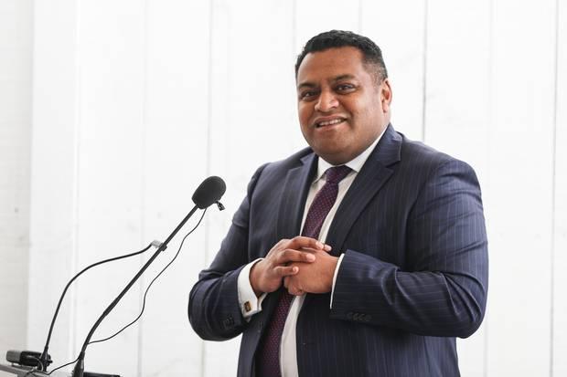 Associate Minister of Housing Kris Faafoi. Photo / Andrew Warner