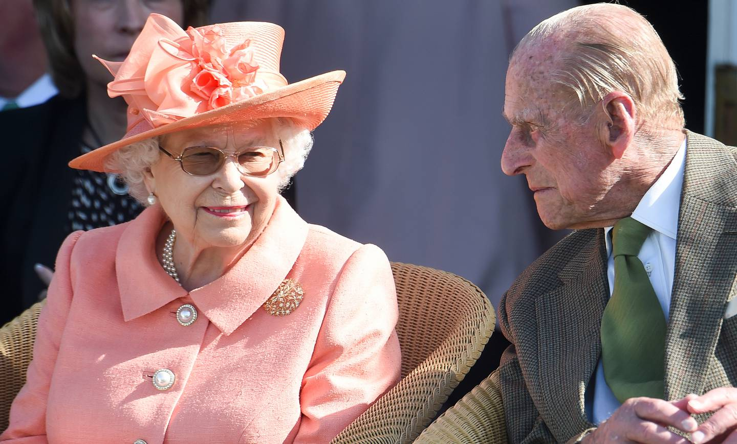 When Prince Philip died in April at the age of 99 he and Queen Elizabeth II had been married for more than seven decades. Photo / Getty Images